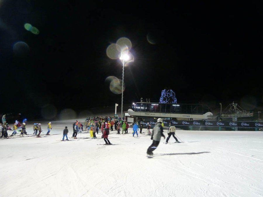 Masella - Esquí nocturn