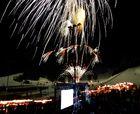 Masella celebra sus 50 años con una enorme bajada de antorchas