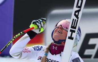 Lindsey Vonn favorita para medalla olímpica tras su doblete en Garmisch