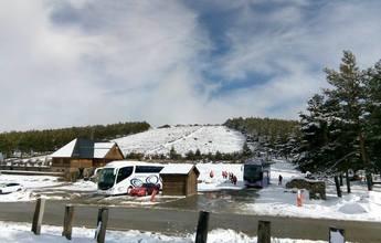 Abre la estación andaluza de Puerto de la Ragua con 7,5 km esquiables