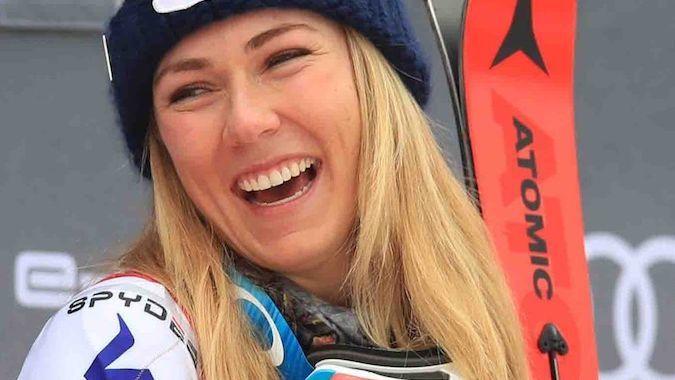 Triplete de Mikaela Shiffrin en el slalom de Maribor