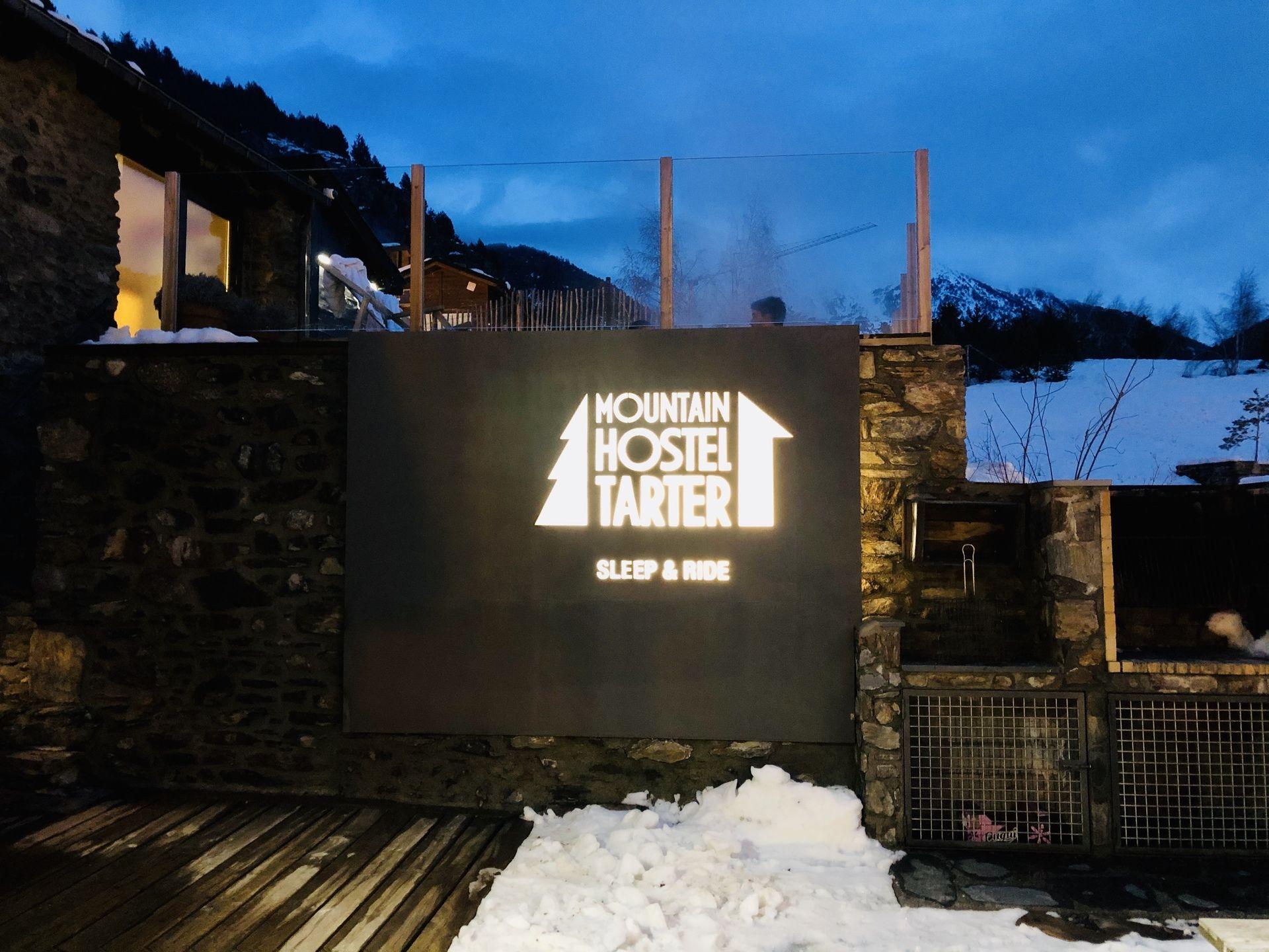 Mountain Hostel el Tarter
