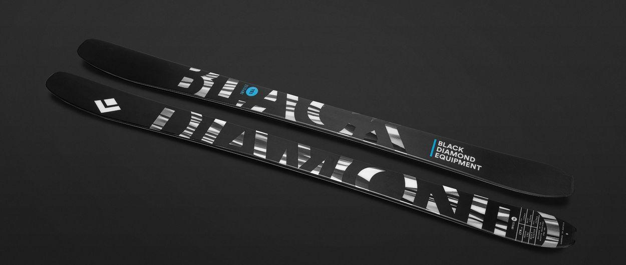 Black Diamond presenta sus nuevos esquís Impulse para el próximo invierno 2021