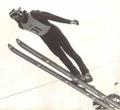Joaniquet saltador de esqui