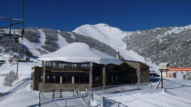 Preparación pruebas de acceso esquí alpino-Espot Esquí