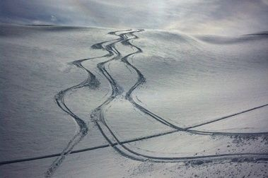 Nieve para exportar!
