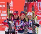 Fischer se va de Falun 2015 con nada menos que 87 medallas