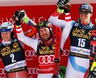 Marcel Hirscher gana su séptima Copa del Mundo consecutiva