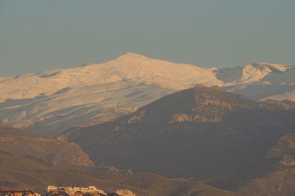 Estampas y pinceladas de Granada y Sierra Nevada