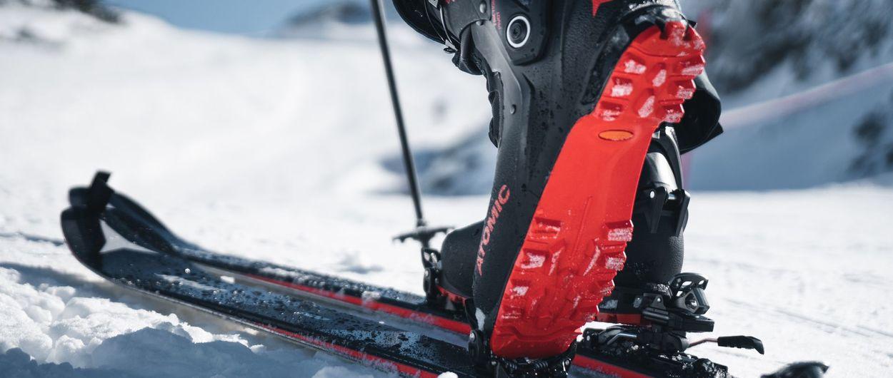 El equipo Backland de Atomic para el mejor ski touring