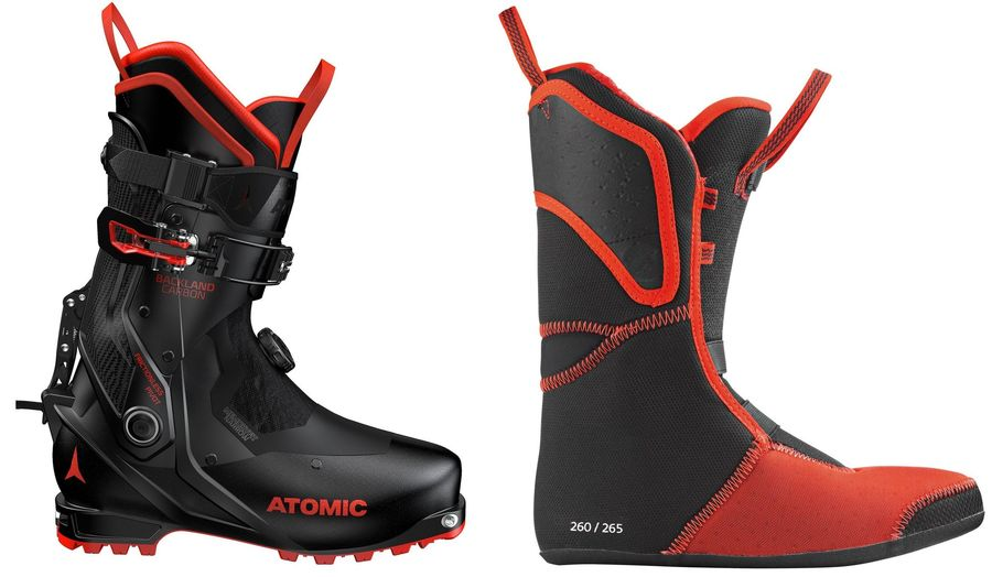 Bota Backland Atomic