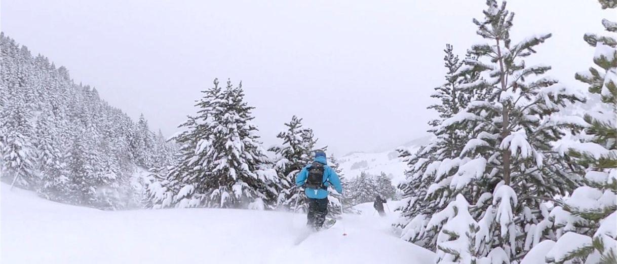 El powder regresa a Grandvalira para un fin de semana épico de esquí
