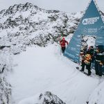 Salida Freeride World Tour de Ordino Arcalis