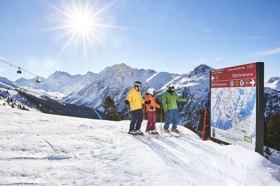 Las pistas de esquí de Ischgl han permanecido cerradas todo el invierno