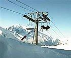 Así están los Alpes a día de hoy (04/04/2008)