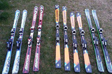Mi análisis de un esquí vs Solo Nieve
