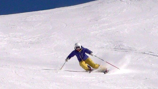 Refl. Técnicas: Trabajando con nuestras sensaciones al esquiar [Vídeo]