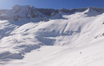 Panticosa mantiene todo su desnivel esquiable y casi 2 metros de nieve