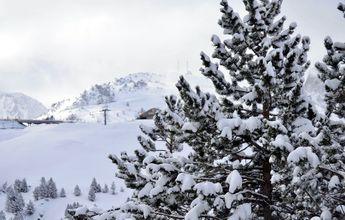Baqueira Beret recibe el mes de abril con 15 cm más de nieve