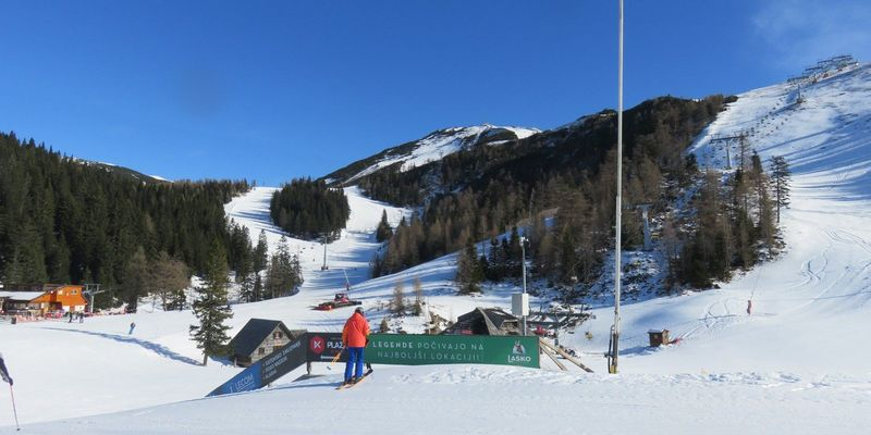 Dolomitas y, de propina, Eslovenia