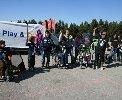 Gran éxito de la II Maratón de esquí adaptado en La Molina