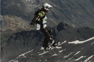 Para-snowboard en el programa de los Juegos de Sochi 2014
