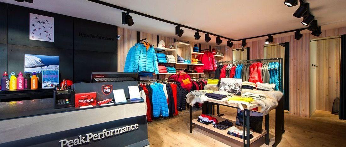 Amer Sports compra Peak Performance