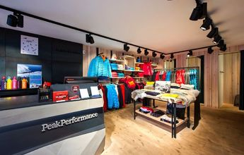 Amer Sports compra Peak Performance