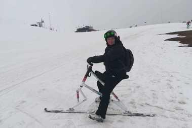 Bicis en la nieve
