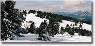 Historia de la estación de esquí de Rasos de Peguera