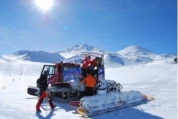 Novedades en Nevados de Chillán 2009