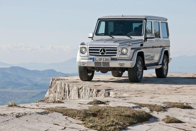 A la venta el nuevo Clase G de Mercedes