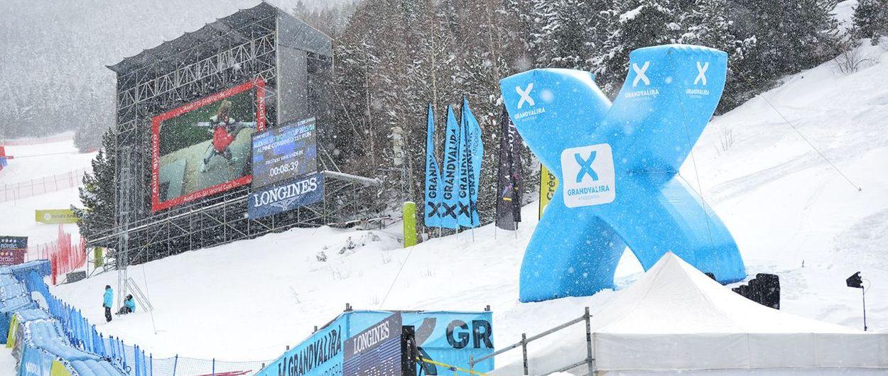 Grandvalira buscará las Finales de Copa del Mundo de esquí en 2023