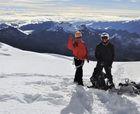 Backcountry a 6000 mts. en Cordillera Real