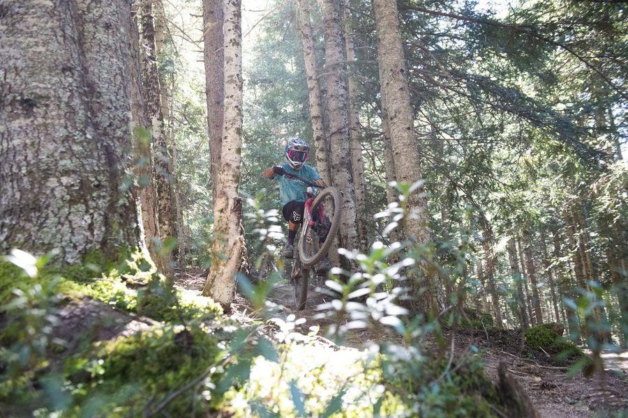 Bike Partk Vallnord