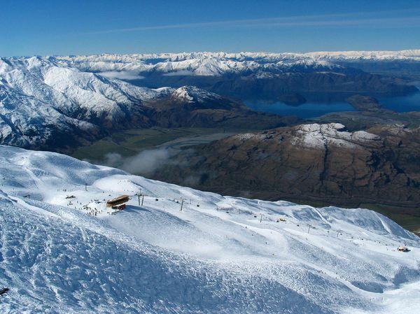 Esqui en Wanaka Cardrona