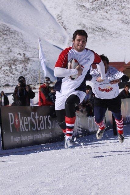 Rugby Snow Challenge en Las Leñas - argentina.nevasport