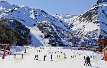 Este Viernes 5 es el día Naranja en Nevados de Chillán