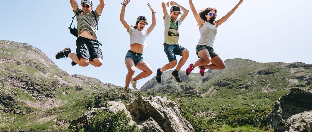 Grandvalira Resorts salta al verano con una gran oferta de actividades y experiencias