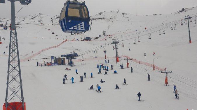 ¿Valle Nevado elimina la temporada baja en tickets?