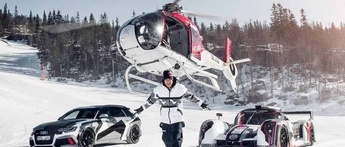 El día que Jon Olsson se dio cuenta que a la gente le importaba un bledo sus esquís