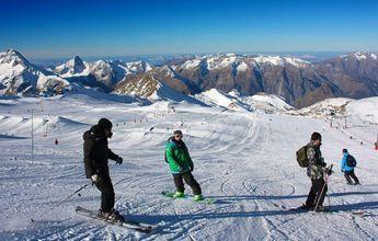 Apertura temporal de Les 2 Alpes para el Puente del 1 de Noviembre