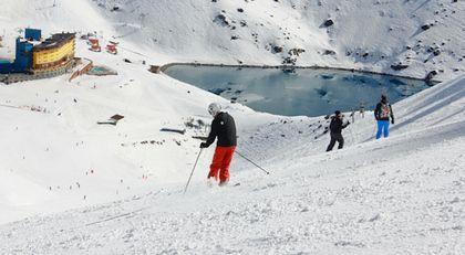 Portillo adelanta cierre de temporada por falta de nieve