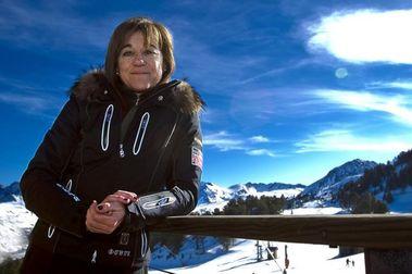 Encuentran el cuerpo de la esquiadora Blanca Fernández Ochoa
