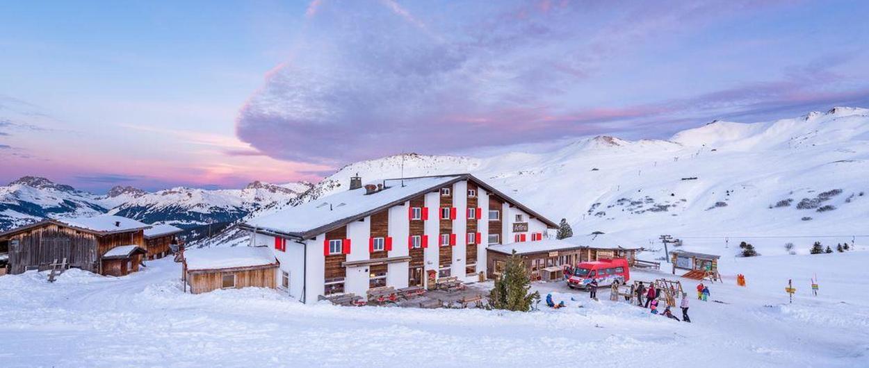 La estación de esquí de Fideriser Heuberge introduce el certificado COVID obligatorio