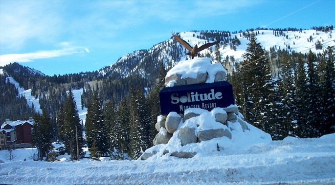 Foto de Solitude Mountain Resort