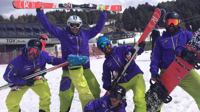Escuelas de esquí: ¿hay demasiadas? ¿por qué han aparecido tantas nuevas?