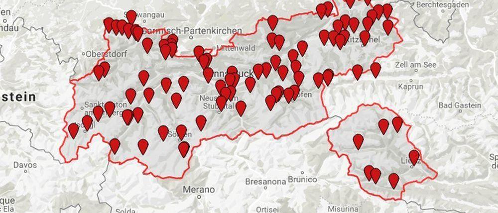 Snow Card Tirol: Ya está a la venta el forfait más grande del mundo