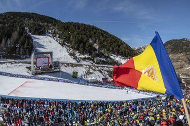 Grandvalira vuelve a acoger las Finales de Copa del Mundo de esquí alpino en 2023