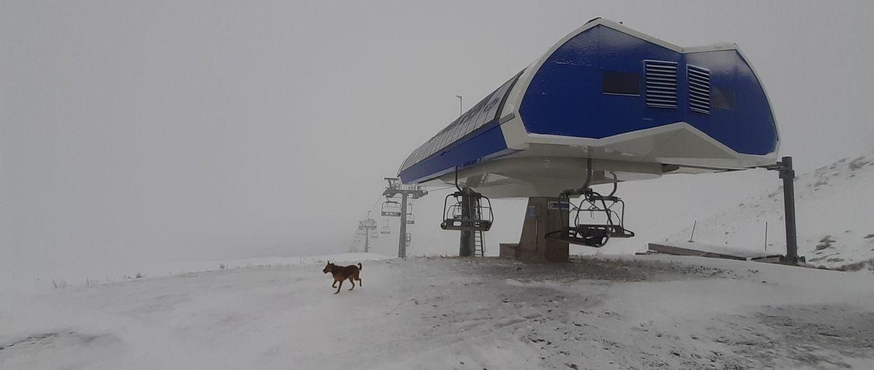 ASTÚN, 04 octubre 2020, Estreno esquí de montaña